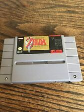 Legend of Zelda: A Link to the Past Super Nintendo Snes PC5
