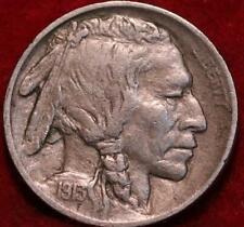 1913 Type II Philadelphia Mint Buffalo Nickel