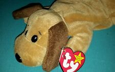 Bones Ty Beanie Baby Original Collectible with errors.