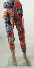 Nike Dri Fit Plus Size Damen Leggings Laufhose Gr. 1X (EU 50-52) Blumenmuster