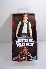 "Star Wars 6"" Han Solo Disney Family Dollar $ General Exclusive"