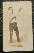 JAMES J CORBETT 1948 Topps Magic Photos Hocus Focus Boxing #3A