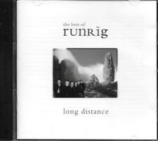 RUNRIG - LONG DISTANCE THE BEST OF RUNRIG (CD) We Combine Shipping in the U.S.!