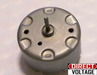 Mabuchi RF-500-12560 Motor  -  1.5 to 12 VDC   -  Solar Motor