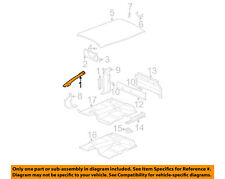GM OEM Interior-Wndshld Pillar Trim Right 15262946