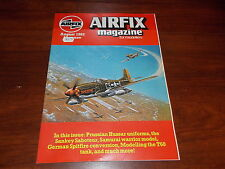 RARE OLD VINTAGE AVIATION MAGAZINE AIRFIX FOR MODELLERS MODEL AIR AUGUST 1982