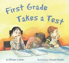 First Grade Takes A Test/El examen de primer grado (Spanish and English Edition)