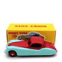 DeAgostini 1:43 Dinky toys 157 Jaguar XK120 Coupe Diecast Models Collection