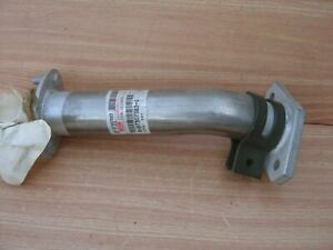 Exhaust Front Pipe fits Isuzu Pickup TF Opel Campo Chevrolet LUV Genuine