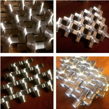 Hydraulic Tank Plugs Cross Faucet Style for your Lowrider Billet Aluminum
