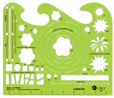 Jakar Paesaggio Modello Verde Chiaro 202mm x 171mm 4674