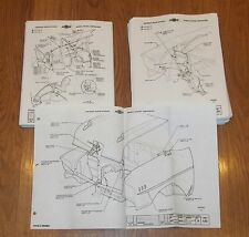 """1957 CHEVY FACTORY ASSEMBLY MANUAL FULL SIZE 11"""" x 17"""""""