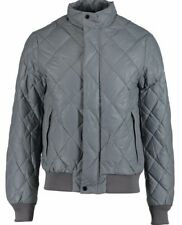 Armani Exchange men's grey down jacket size L-XL*