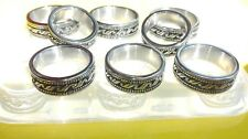 Clear silicone ring mold for personal jewelry making, resin supplies DIY B-01