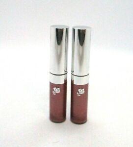 Lot / 2 Lancome Lip Gloss ~ 146 Peach Show ~ 0.17 oz / 5 ml ( x2 )