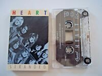 HEART - STRANDED / UNDER THE SKY - CASSETTE Single 1990 Capitol Records