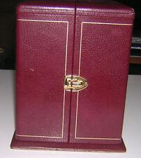 PATEK PHILIPPE VINTAGE DISPLAY PRESENTATION WATCH BOX IN VERY GOOD  CONDITION