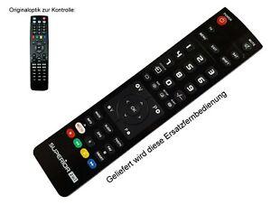 Ersatz Fernbedienung passend für Xtrend ET-9000 HD / ET-9100 HD / ET-9200 HD