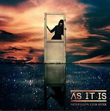 As It Is - Never Happy Ever After (NEW CD)