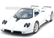 MOTORMAX PAGANI ZONDA C12-S7.3 C12 S 7.3 1:18 DIECAST WHITE