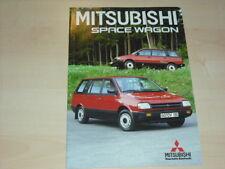 27340) Mitsubishi Space Wagon Prospekt 1987