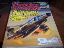 Popular Science May 1991 Wild Weasels