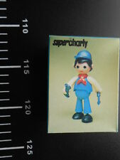 PLAYMOBIL SUPERCHARLY 1979 Soldatini Dulcop figure 1150 Meccanico