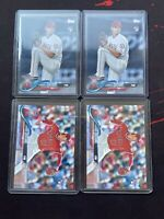 2018 Topps Shohei Ohtani Rookie Lot X4 RC SP Variations Los Angeles Angels
