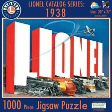 Lionel Trains 9-32015 Lionel Catalog Series 1938 Jigsaw Puzzle 1000 Pieces