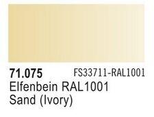 Vallejo Sand Ivory Model Air Color 17ml Bottle Paint 71.075 VLJ71075