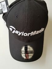 Taylormade golf baseball cap fitted black