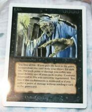 Magic The Gathering Lich unlimited MTG 1993 card NM Diaper Fresh