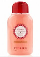 PERLIER MEDITERRANEAN POMEGRANATE BATH AND SHOWER CREAM