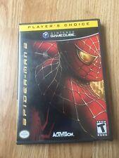 Spiderman 2 Nintendo GameCube Cib Game XP2