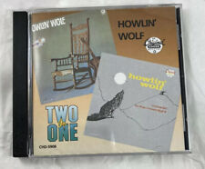 Moanin' in the Moonlight/Howlin' Wolf by Howlin' Wolf - Music CD Two on One