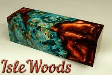 Stabilized Buckeye Burl Hybrid Casted Turning Burl Wood l  BKY2032