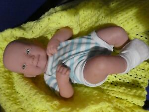 REALISTIC LIFELIKE DOLL   BERENGUER  NEWBORN REAL BABY BOY REBORN / PLAY