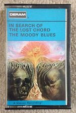 "ULTRA RARE ""IN SEARCH OF THE LOST CHORD"" The Moody Blues ORIGINAL 1968 Cassette"
