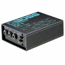 Boss DI-1 Aktive DI-Box Direct Box