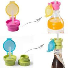 Water Bottles Straw Cup Cover + Straw Bottle Straw Spill-Proof Drinks Cover Y3