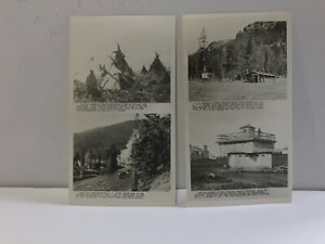 1800's Frank Haynes Photos Pictures Yellowstone National Park  Custer Massacre