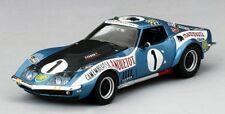 Chevrolet Corvette #1 24H Le Mans 1971 True Scale Miniatures 1:43 TSM154321 Mode