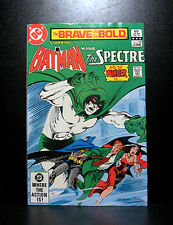 COMICS: DC: Brave and the Bold #199 (1980s), Batman & Spectre - (figure)
