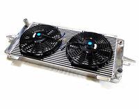 Ford RS500 Escort / Sierra RS Cosworth High Flow Radiator & Super Cooling Fans
