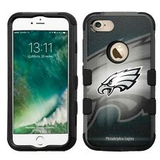 for Apple iPhone 7 Plus Impact Armor Rugged Hybrid Case Philadelphia Eagles