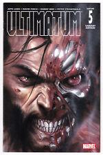 ULTIMATUM #5 | Gabriele Dell'Otto 1:50 Wolverine Variant | RARE | 2009 | VF+