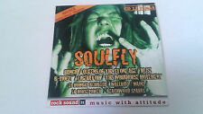"CD SINGLE ""ROCK SOUND 31"" 12 TRACKS SOULFLY MUSE QUEENS OF THE STONE AGE"
