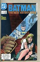 Batman #414-1987 nm- 9.2 HTF DC Comics Aren't Just For Kids Variant cover Aparo