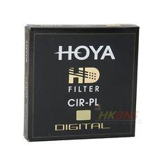 Hoya 62mm HD Circular Polarising Filter CPL CIR-PL Multi-Coating 62 ~NEW Genuine