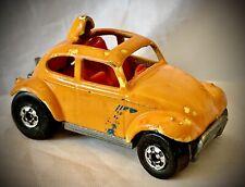 Vintage 1983 Hot Wheels - VW Baja Bug - Blackwalls